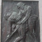 Volt Csapatkórház hősi emlékműve