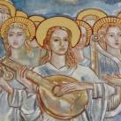 Zenélő angyalok