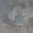 Szent Anna olvasni tanítja Máriát
