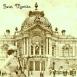 A Vígszínház egykori díszítőszobrai