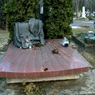 Tímár József síremléke