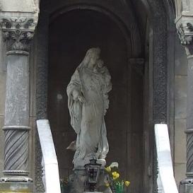 Mária-emlékmű