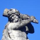 Herkules szobrok