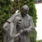 II. János Pál pápa és Teréz anya