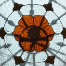 Az Óbudai Zsinagóga ablakai