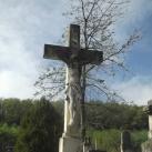Új-temető nagykeresztje