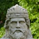 Szent István mellszobra