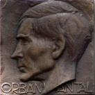 Orbán Antal-emléktábla
