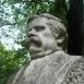 Móricz Zsigmond szobra