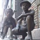 Pál utcai fiúk szobra