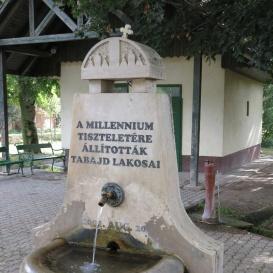 Millenniumi díszkút
