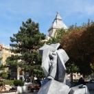 Sztehlo Gábor emlékműve