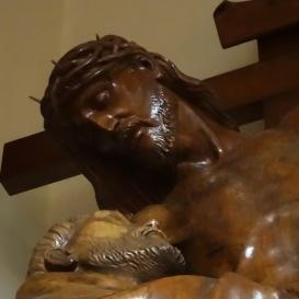 Assisi Szent Ferenc és Jézus Krisztus