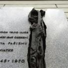 A fasizmus áldozatainak emléktáblája