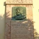 Dr. Szontagh Tamás-emléktábla