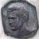 Ifj. Krachtusz Rezső síremléke