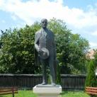 Bálint Gábor szobra