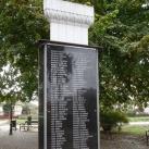 Tűzvész áldozatainak emlékműve