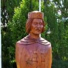 Szent László mellszobra
