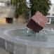 Hexaéder szökőkút