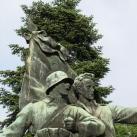 48. gyalogezred emlékműve / Petőfi-szobor