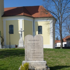 Tízparancsolat emlékmű