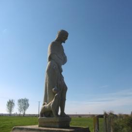 Szent Rókus-szobor