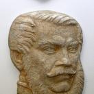 Kossuth Lajos domborműve