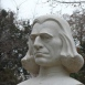 Liszt Ferenc-mellszobor