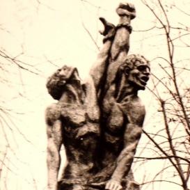 Sallai és Fürst-emlékmű