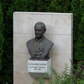 Alexander Dubček-emlékmű
