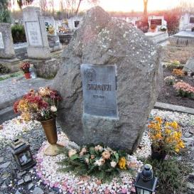 Simonyi Imre-síremléke