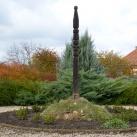 Kopjafa a Millenniumi Parkban