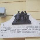 Rimanóczy-emléktábla