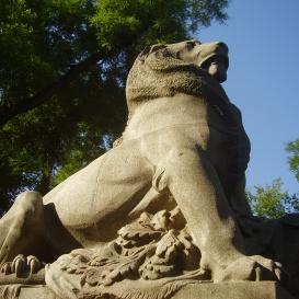 A 17. honvéd gyalogezred emlékműve