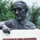 Dr. Bugyi István-mellszobor