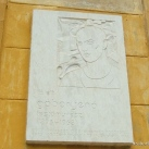 Gábor Jenő-emléktábla