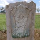 Szűz Mária-dombormű