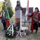 II.Rákóczi Ferenc mellszobra