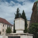 A szerb megszállás alóli felszabadulás és a 8. huszárezred emlékműve
