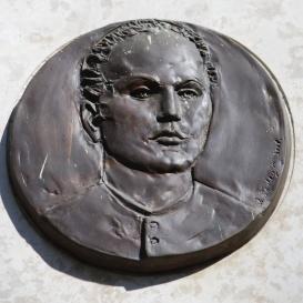 Kálmány Lajos-emléktábla