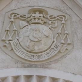 Széchényi Miklós címere