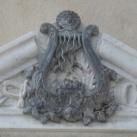 Gvadányi József emléktáblája