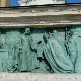 István az 1000. év karácsonyán koronát kap a pápától