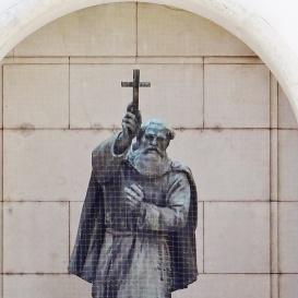 Avianói Márk emlékműve