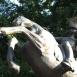 Háry János lovas szobra