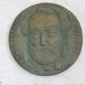 Erkel Ferenc-emléktábla