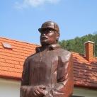 Bányász-szobor