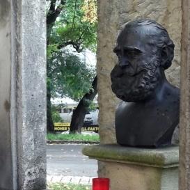 Széchenyi István mellszobra