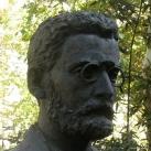 Pulitzer József-mellszobor